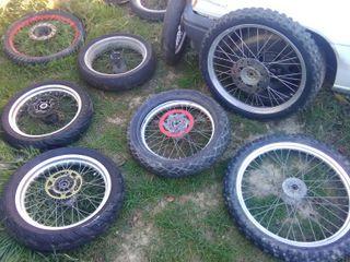 Ruedas ciclomotores