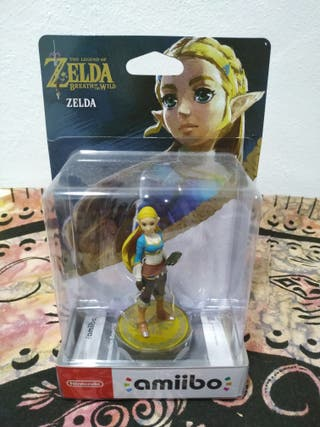Amiibo Zelda Scholar