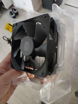 Disipador Cooler Master 212X