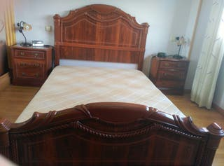 Dormitorio clásico completo