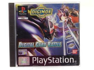 Digimon digital card battle ps1