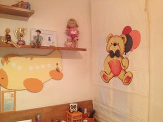 Conjunto Decoración habitación infantil