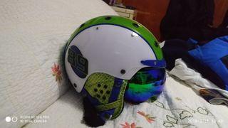 casco esqui o snowboard