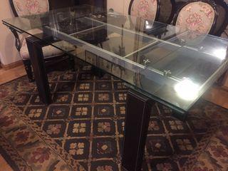 Elegante mesa de comedor extensible!!