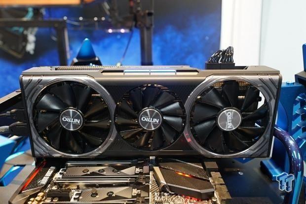 Tarjeta grafica AMD Vega 64