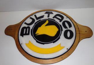 LETRERO BULTACO