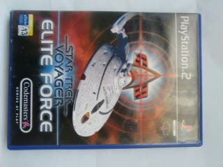 ps2 star trek voyager elite force