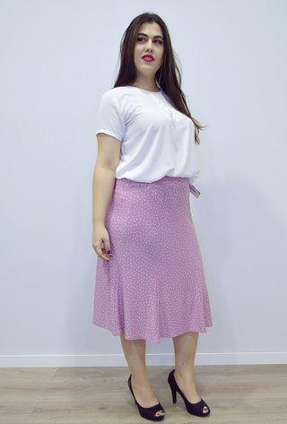 Faldas Mujer Talla Grande