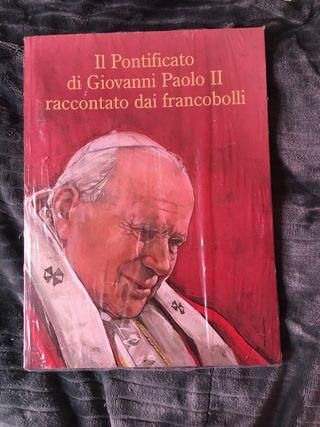 Sellos Juan Pablo II - edición Italia