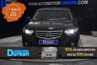 Honda Accord Honda Accord 2.2 i-DTEC Luxury AT