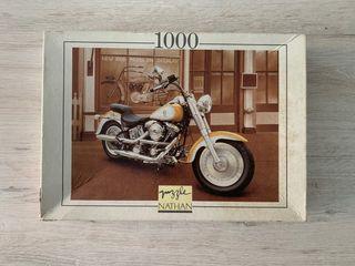Puzzle 1000 piezas Harley Davidson