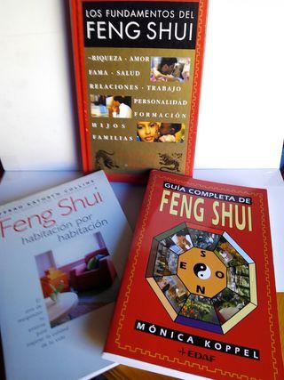 Libros sobre Feng Shui