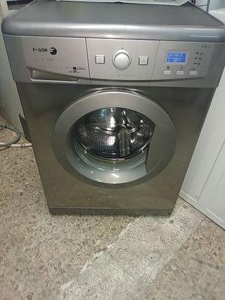 Lavadora acero Fagor