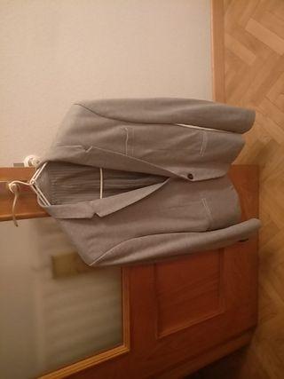 chaqueta de hombre fina de zara man