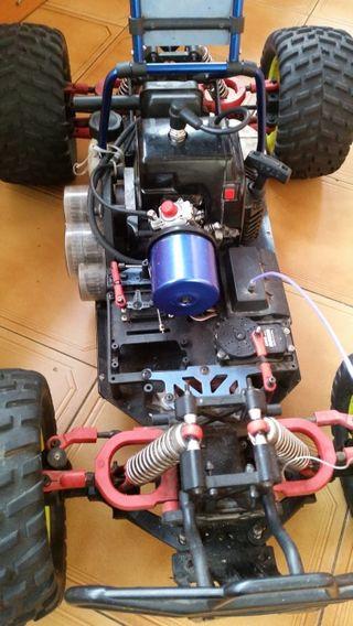 rc gasolina radio control