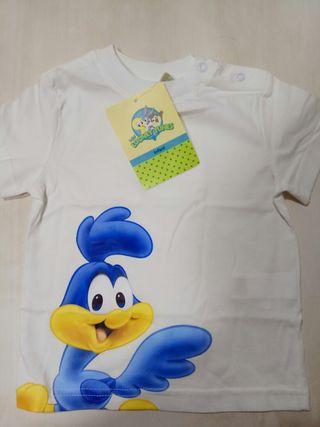 Camiseta unisex 12-18 meses NUEVA