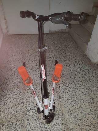 patinete doble