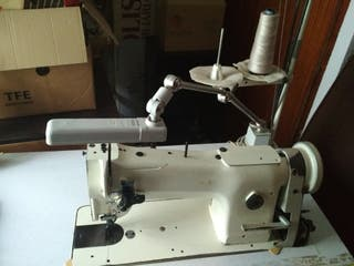 Maquina de coser triple arrastre, Marca Seiko. de segunda