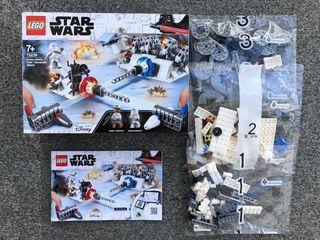 """LEGO STAR WARS 75239 """"SIN FIGURAS"""""""