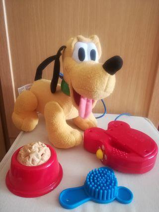 Pluto vamos de paseo