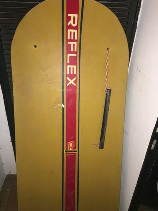 Tabla de wakeboard / esquí acuático