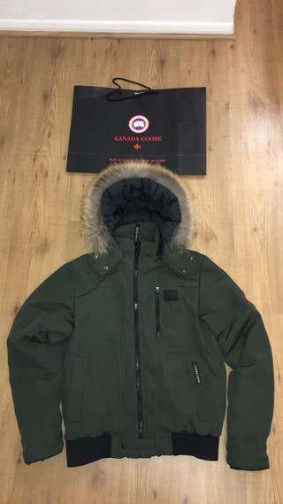 REAL men's Canada goose jacket size M