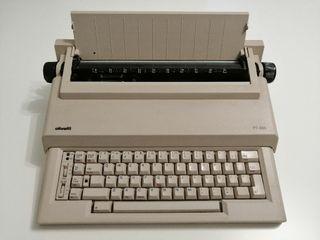 Máquina de escribir Olivetti PT505