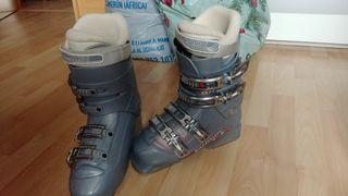 Botas de esquí Salomon Mujer 39