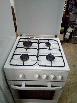 cocina des gas