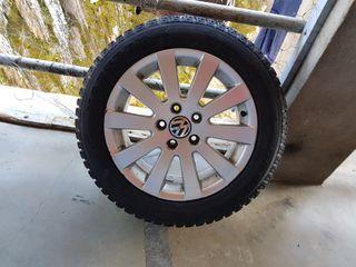 ruedas de invierno y llantas 16 5x112 Volkswagen