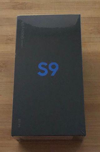 Samsung S9 galaxy 64 Gb NUEVO con precinto