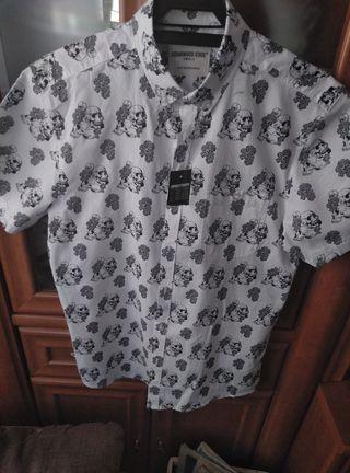 Dos camisas chico,talla S