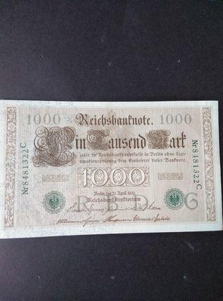 Alemania II Reich. Sc-