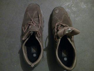 Zapatos seguridad Techno nuevas