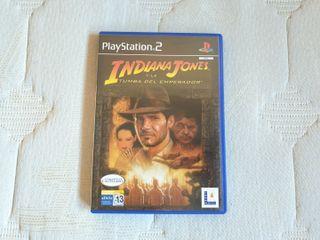 Indiana Jones y La Tumba del Emperador PS2