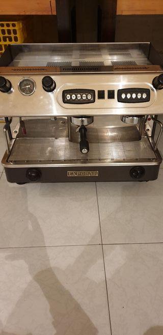 Cafetera de hosteleria