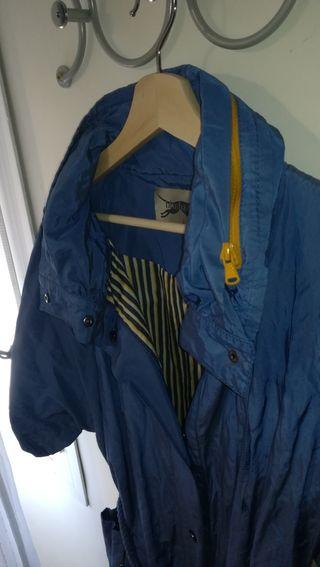 chaqueta azulina Bimba y Lola
