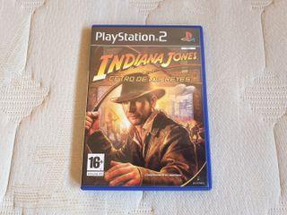 Indiana Jones y El Cetro de Los Reyes PS2