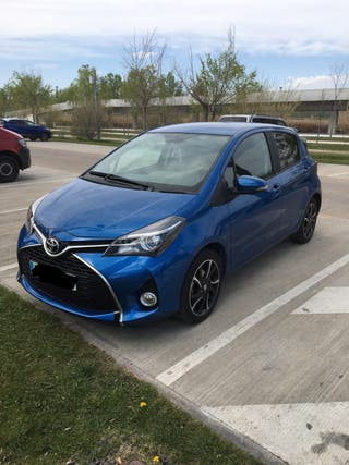 Toyota Yaris FEEL marzo 2017