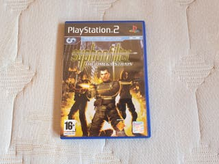 Syphon Filter PS2
