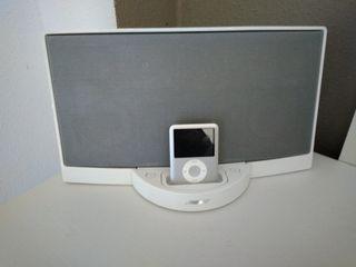 Bose Sound Dock y Ipod