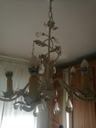 lampara dormitorio matrimonio