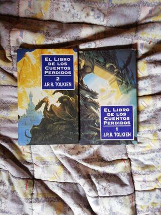 el libro de los cuentos perdidos TOLKIEN