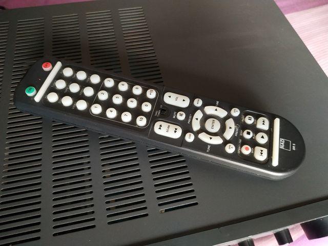 Amplificador integrado NAD C320bee de segunda mano por 180