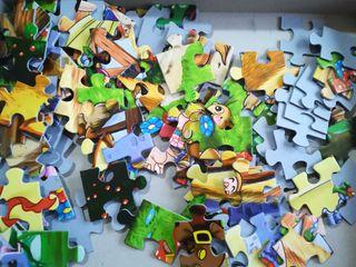 Puzzle Blancanieves