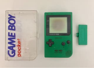 GAME BOY POCKET verde