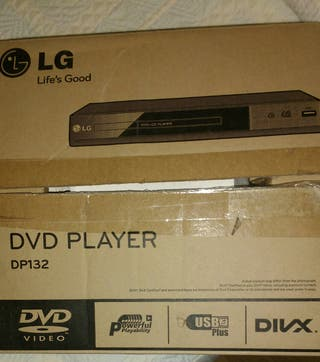 Dvd reproductor USB
