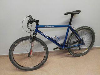 bicicleta klein