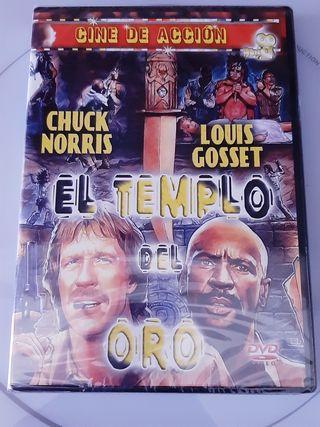 Pelicula El Templo del Oro (Art. Nuevo)
