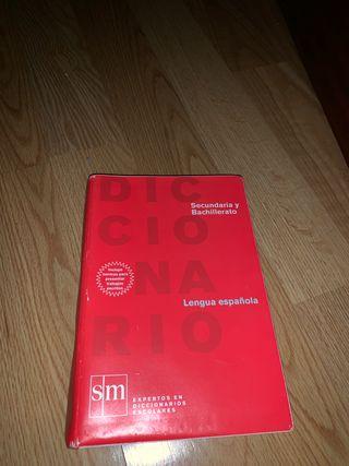 Diccionario ESO/Bachillerato